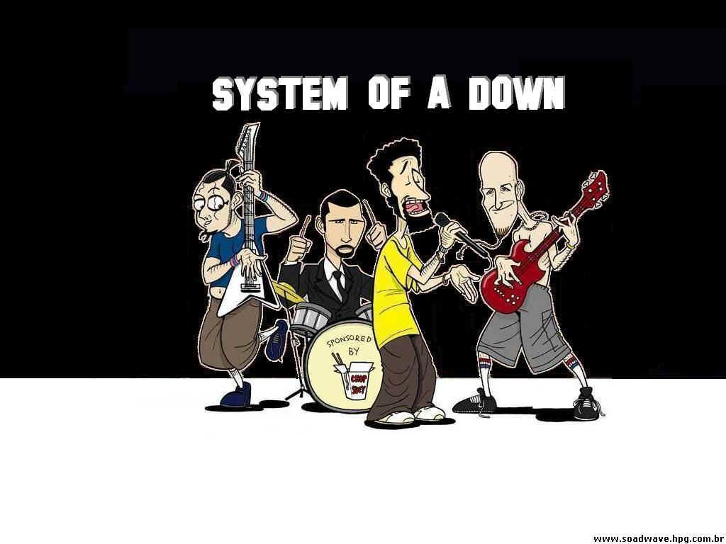 System Of A Down - Picture